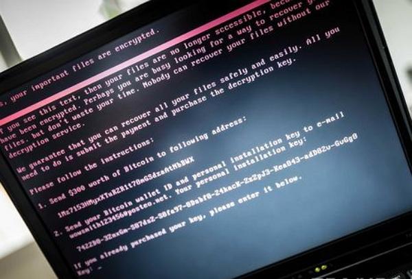 ЦРУ связало распространение вируса Petya в Украине с российским ГРУ