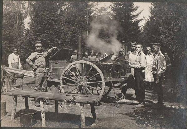 Как была устроена система наказаний в русской армии