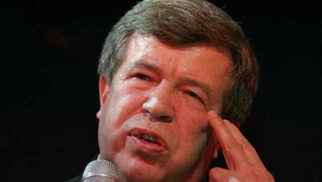 В России скончался известный политик
