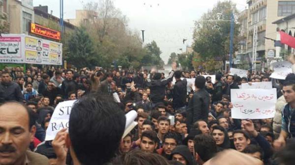 Бунт иранских иждивенцев