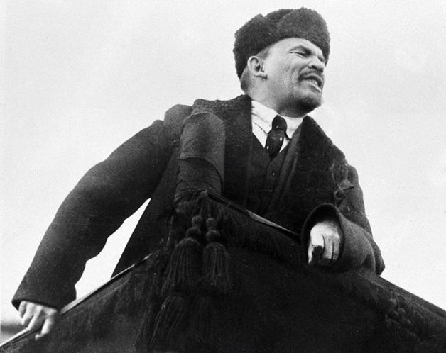 Путин ответит за Ленина