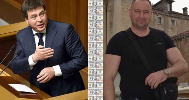 Александр Провоторов и его «надежная крыша» вице-премьер Геннадий Зубко