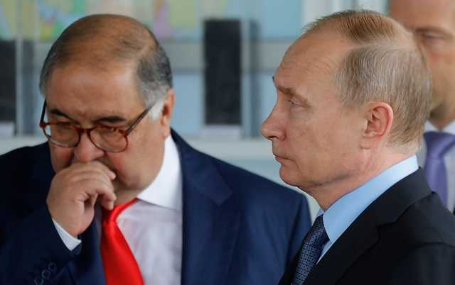 Против Алишера Усманова и Юрия Чайки требуют ввести санкции