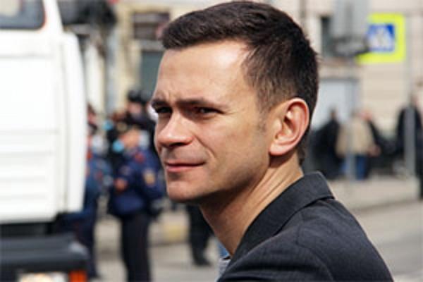 Илья Яшин — дело оппозиционера