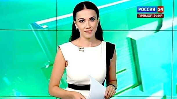 Любовница главы российского ВТБ Андрея Костина Наиля Аскер-Заде одела вышиванку для провокации в Давосе