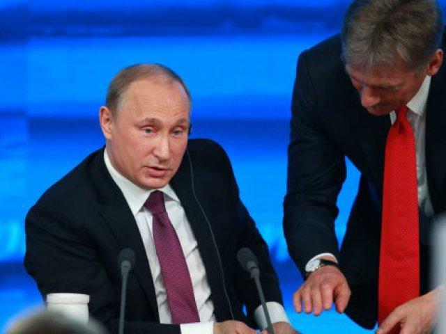 Прошло всего два дня: Кремлевский список начинает работать