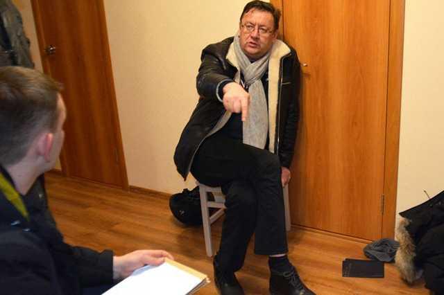 В Забайкалье начались обыски после задержания главы Минсельхоза региона