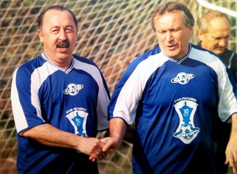 Валерий Газзаев и Олег Шишканов — Шишкан