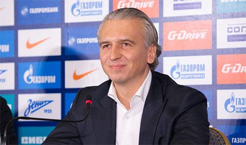 Александр Дюков — президент РФС