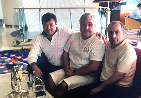 Справа воры в законе: Ражидин Михралиев (Раджик Нижневартовский) и Владимир Вагин (Вагон)
