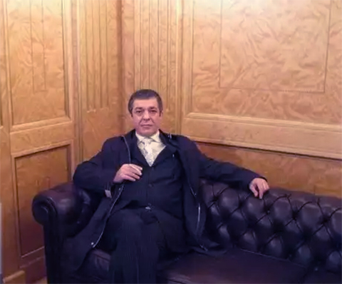 Вор в законе Камо Сафарян — Камо Горьковский