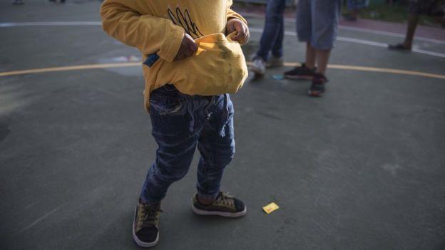 Ребенок бандита