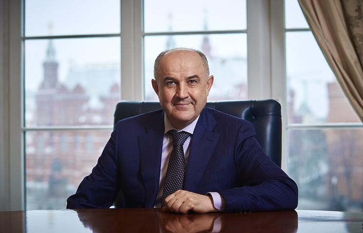 Али Муссаевич Узденов