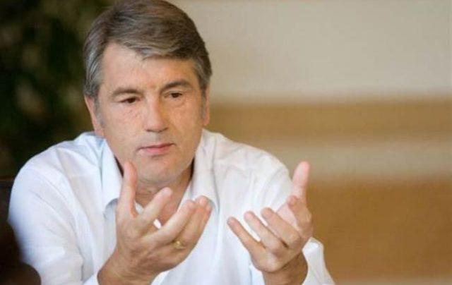 Виктор Ющенко,