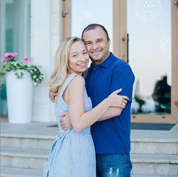 Виктор Павлик с Екатериной Репяховой и Лариса Созаева