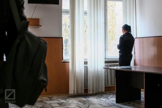 Руководства отделения на месте не застали. Фото: Герман Кригер