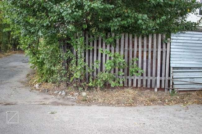 Место, где получил смертельное ранение Кирилл. Фото: Герман Кригер