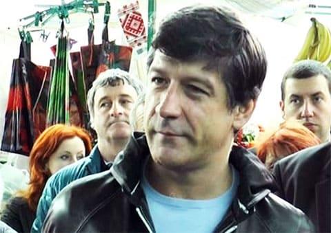 Игорь Халаменда — Буря