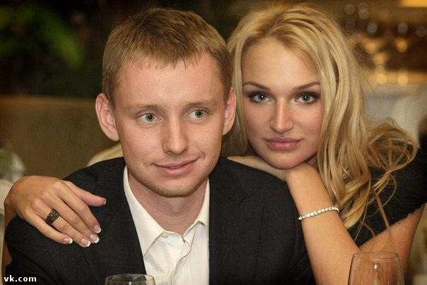 Александр Кацуба и Алла Добкина