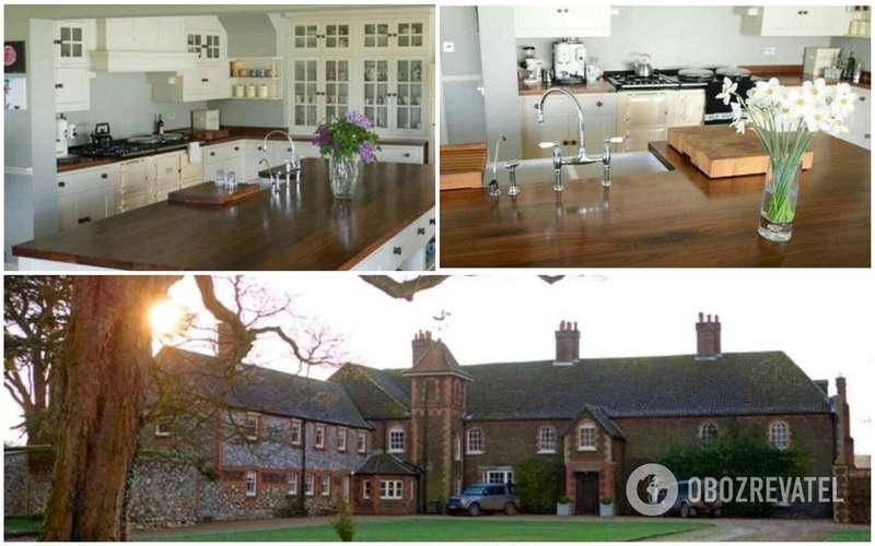 Анмер-холл принадлежит принцу Уильяму и Кейт Миддлтон с 2011 года