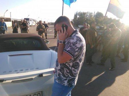 Мажор з Криму на своєму