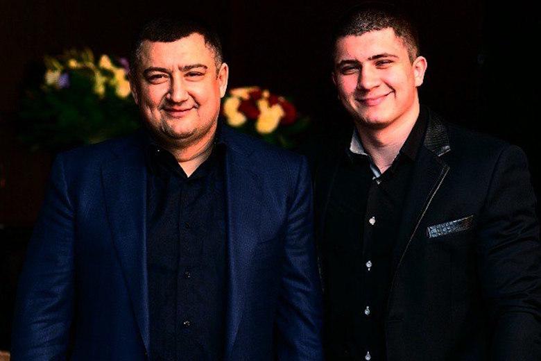 Виктор и Игорь Ишаевы