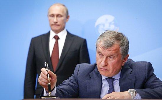 Как литературный негр Путина и Сечина стал ректором миллиардером  Вслед за Путиным филолог Сечин внезапно стал специалистом по минералогии