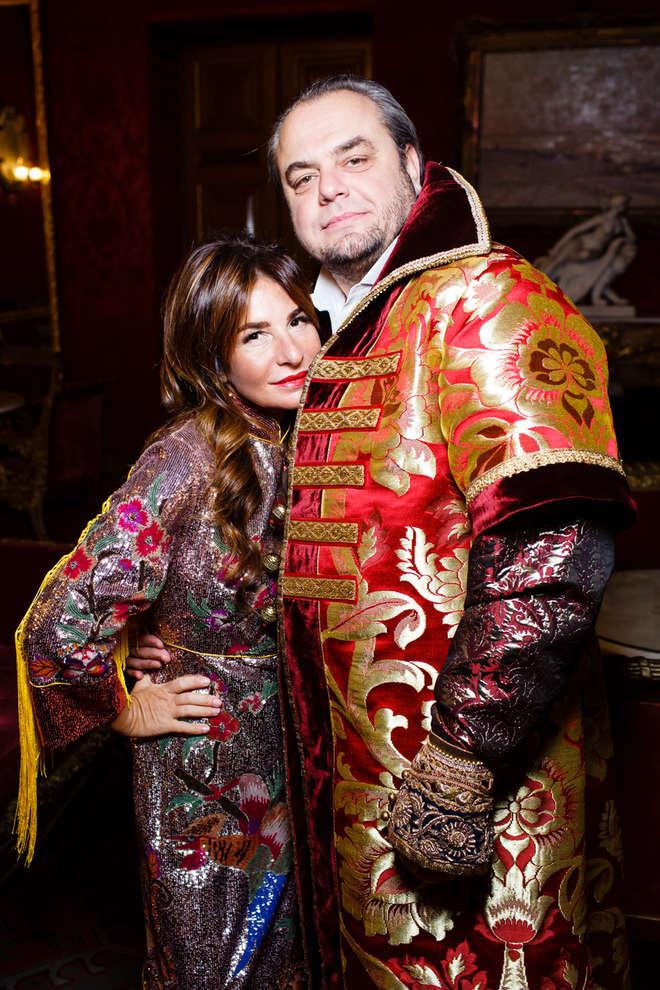 Стелла Аминова и Олег Шелягов