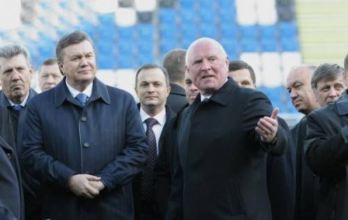 Климов Янукович