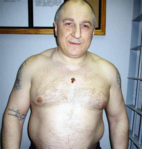 Вор в законе Константин Борисов — Костыль