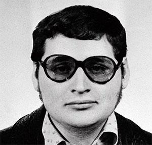 Ильич Карлос Рамирес в молодости