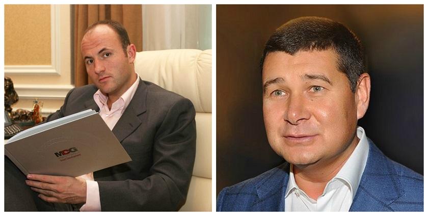 Александр Онищенко и Павел Фукс