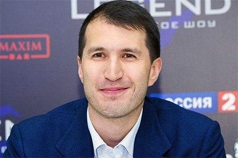 Руслан Сулейманов