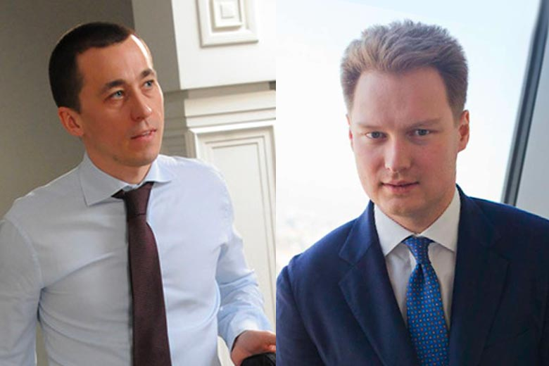 Максим Воробьев и Глеб Франк