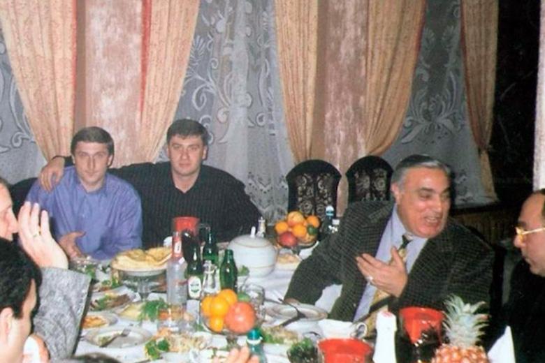 Рубен Татулян и Аслан Усоян
