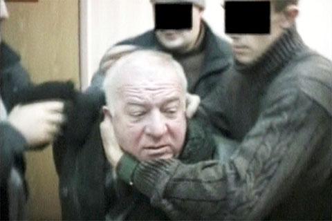 Арест Сергея Скрипаля