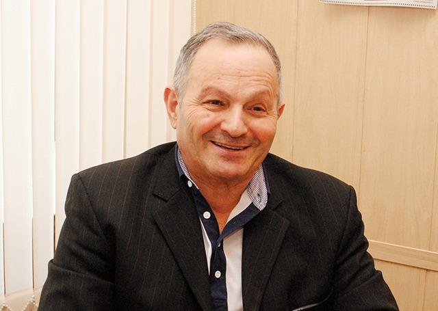 Владимир Григориади — ныне просто пенсионер