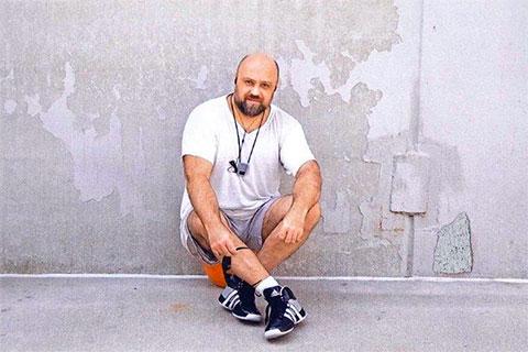 Юрий Кадамов в тюрьме