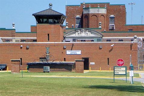 Тюрьму Терре-Хот называют «Северным Гуантанамо»