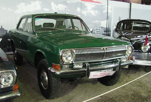 «Волга» ГАЗ-24-95, принадлежавшая Леониду Брежневу