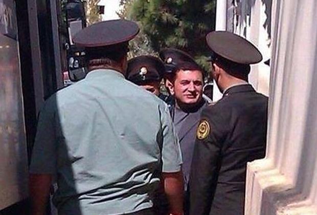 Надир Салифов (Гули) в Азербайджане
