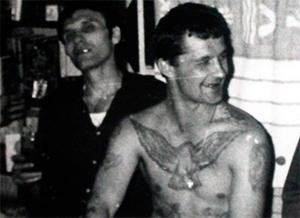 Вор в законе Сергей Бойцов — Боец в Тулунской тюрьме
